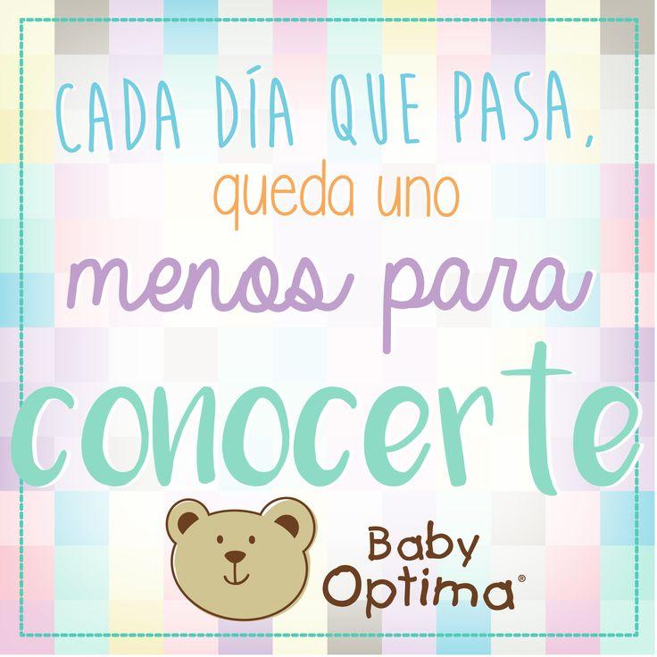 ¡Te amo bebé! #BabyOptima