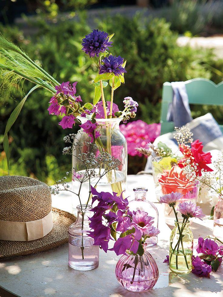 Ramos de verano: ¡color y vida! · ElMueble.com · Casa sana