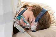 By using a CPAP machine and shedding excess weight, those with sleep apnea will not only wake feeling more rested, but they will also significantly reduce their chances of some major health problems.