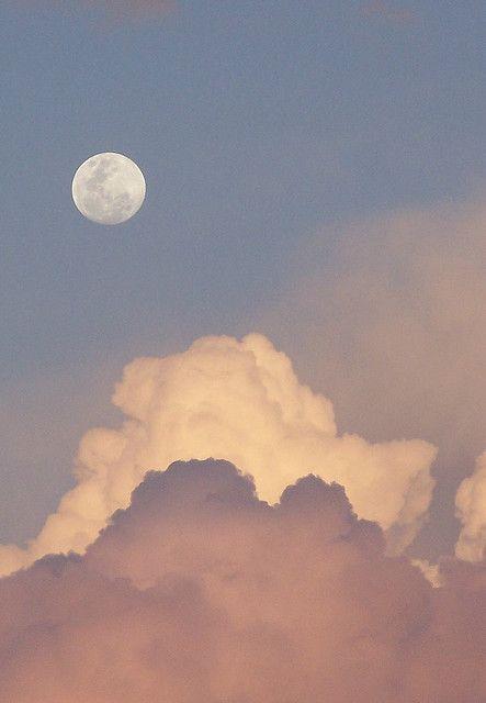 Tickled Pink Moon - taken in 2005, in Western Australia.