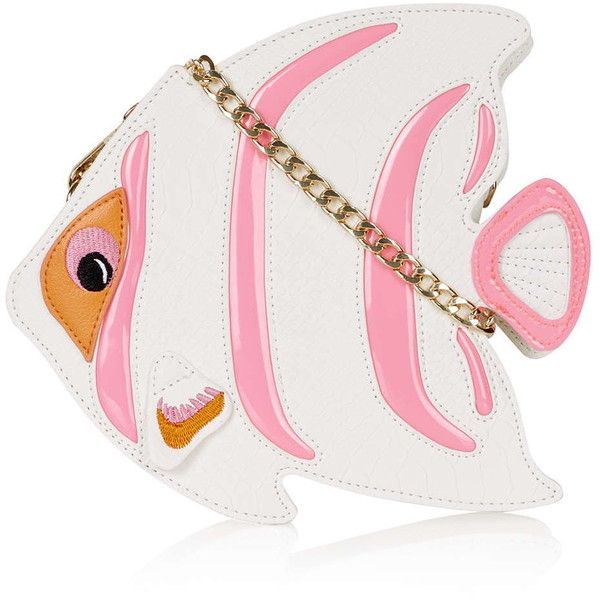 TOPSHOP **Fish Bag by Skinnydip (€40) ❤ liked on Polyvore featuring bags, handbags, white, plastic purse, topshop handbags, topshop bags, plastic handbags and plastic bags