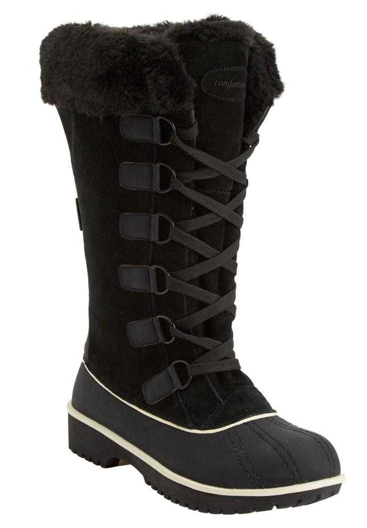 Best 25 Wide Calf Boots Ideas On Pinterest Winter Boots