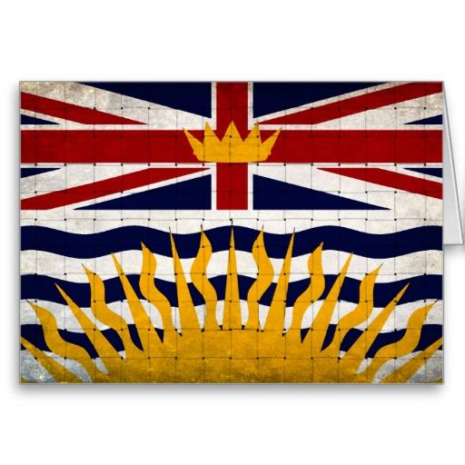 british columbia flag facts