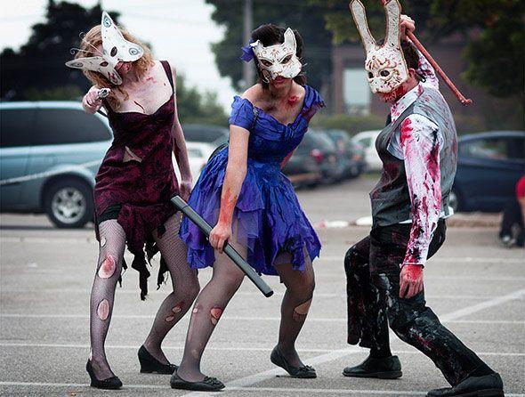 splicer halloween costumes - Google Search