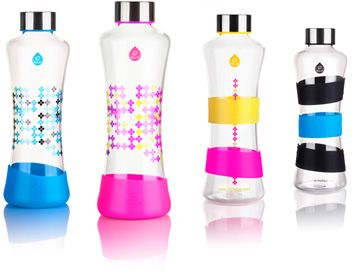 EQUA CMYK collection | Glass bottle made in Europe