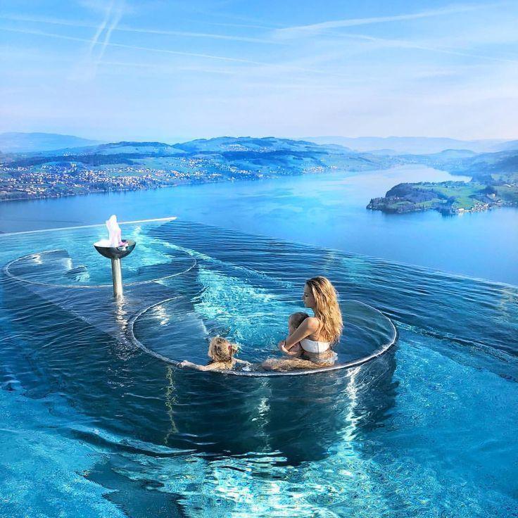 Buergenstock Resort, Lucerna, Suíça – #Buergenstock #Lucerne #reisetipps # …   – Reisetipps
