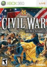 History Channel: Civil War - Used for Xbox 360 | GameStop