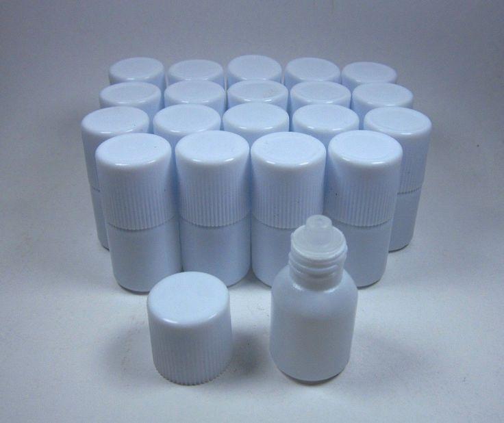 30 Bottle Plastic Empty Vials Eye Dropper For Refill Liquid Tester Travel 5Ml/Cc