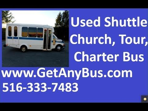 Second hand chevrolet mini buses for sale   2012 Chevrolet Express Non-CDL Wheelchair Shuttle Bus