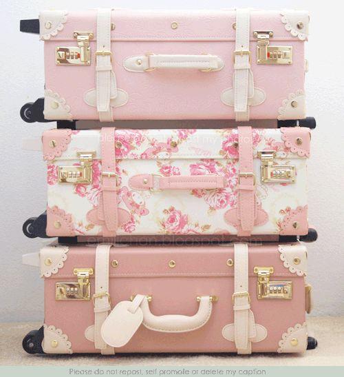 Best 25+ Cute Luggage Ideas On Pinterest
