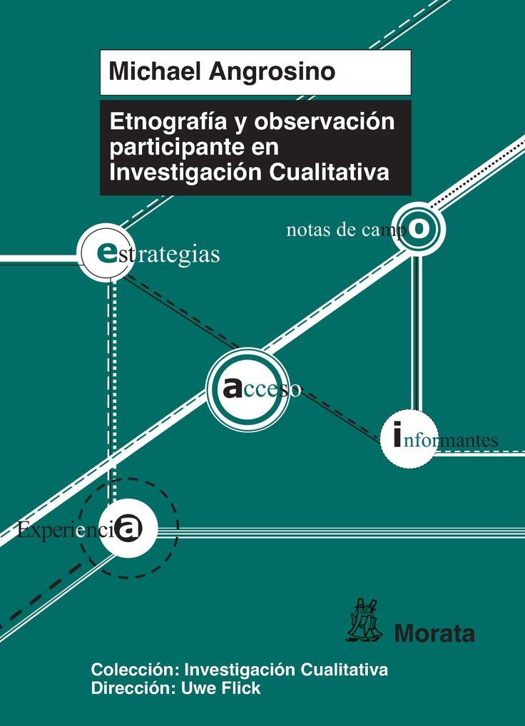 Etnografía y observación participante en Investigación Cualitativa | Ediciones Morata