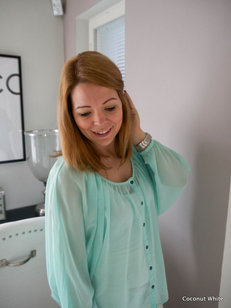 Coconut White: Uudet hiukset, uusi keväinen look!