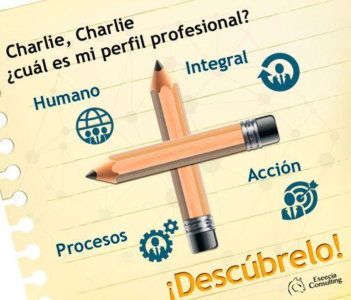 #CharlieCharlieChallenge para profesionistas. Descubre tu perfil profesional y desarróllate con nosotros para conseguir el empleo de tus sueños.