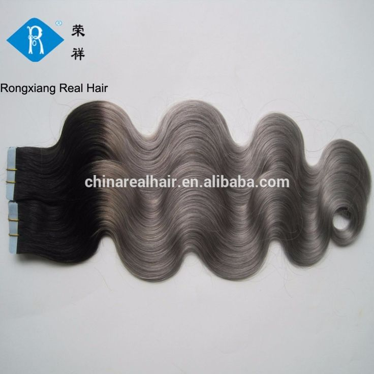 Cheap wholesale double drawn 100% human hair curly tape hair extensions