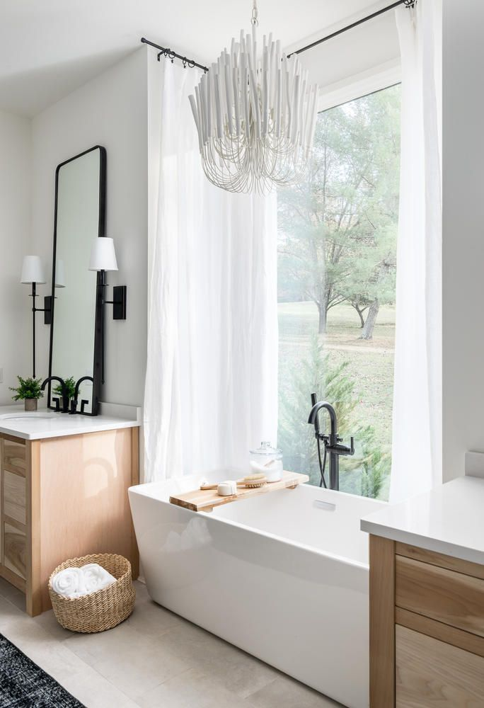 Beautifully Decorated Small Bathroom Pinterest Bathroom Decor