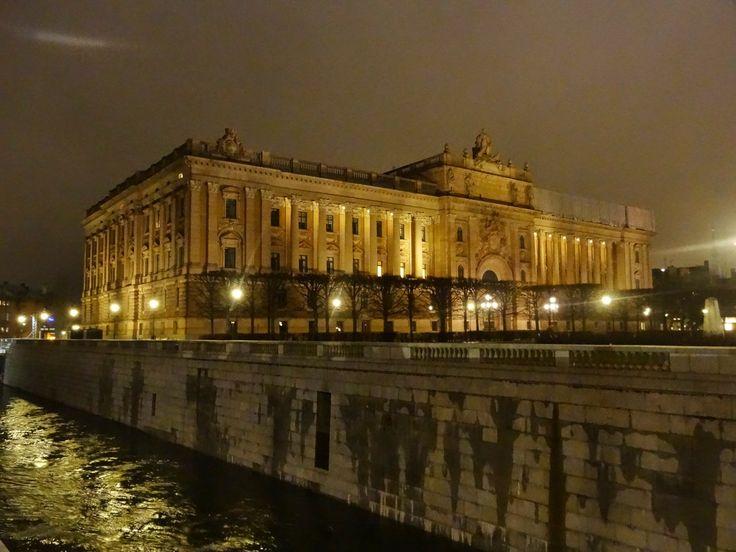 parlament w sztokholmie