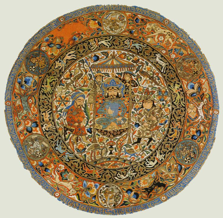 Islamic Art In Iraq And Iran Dated Back To 7th Century