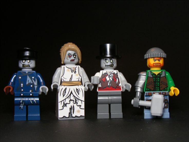 Review - The Zombies #LEGO #horror