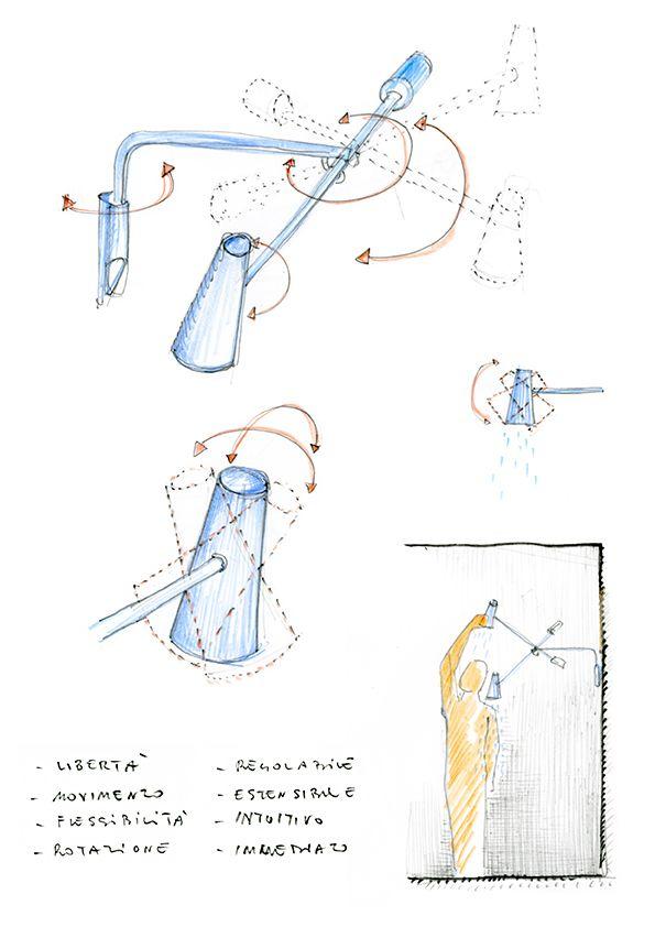 #showerhead #shower #design #original #smart #update #bath #diegograndi