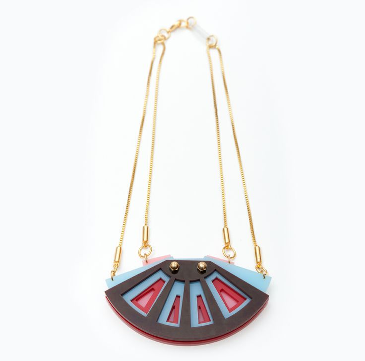 Morocco retro necklace