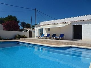 Villa With Private PoolHoliday Rental in Cala en Porter from @HomeAwayUK #holiday #rental #travel #homeaway