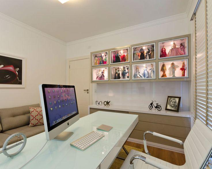 10 home offices para se inspirar - Revista Casa Linda
