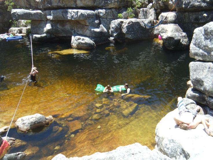 Bains Kloof Rock Pool Live Love