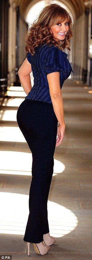 Carol Vorderman, Rear of the Year 2014