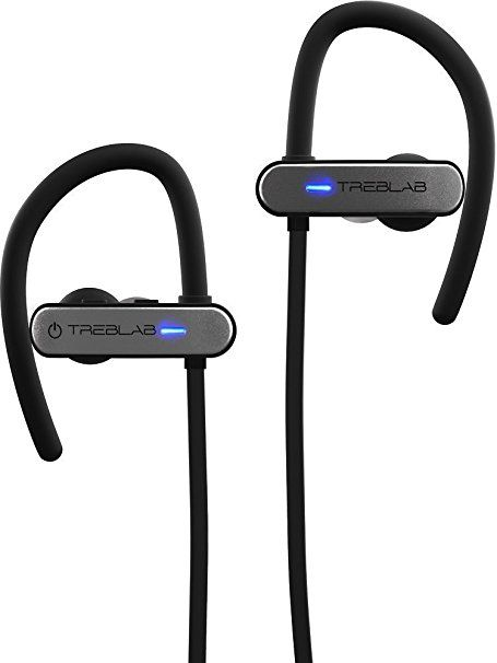 f4b9cd88800 TREBLAB XR800 Bluetooth Headphones, Best Wireless Earbuds For Sports,  Running Or Gym Workouts. 2018 Best Model. IPX7 Waterproof, Sweatproof,  Secure-Fit.