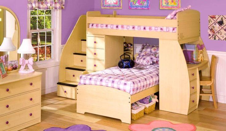 17 mejores ideas sobre habitaci n doble en pinterest - Dormitorios dobles para ninos ...