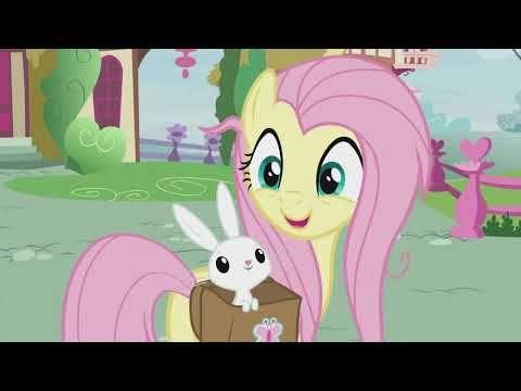 My Little Pony: FIM Season 9 Episode 18 (She Talks to Angel