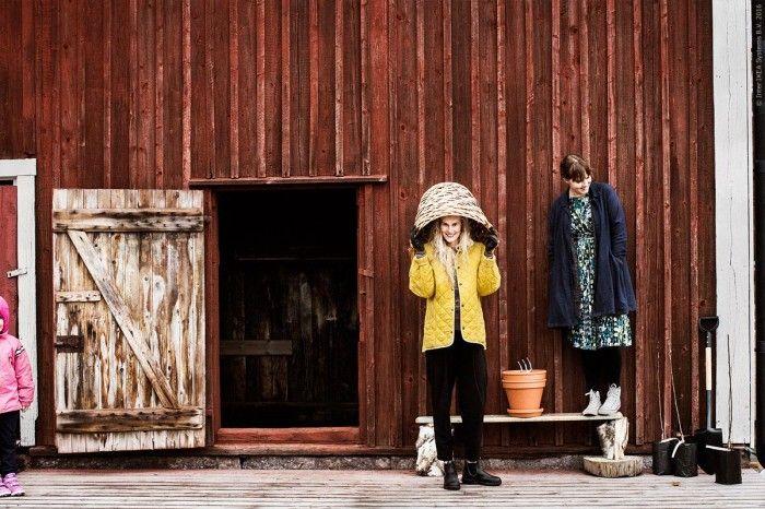 För några dagar sedan hälsade jag på hemma hos Fanny och Filip som precis flyttat in i en fantastiskt vacker gammal gård utanför Umeå. De är delaktiga i IKEA-projektet Hållbara Ihop, för att få...