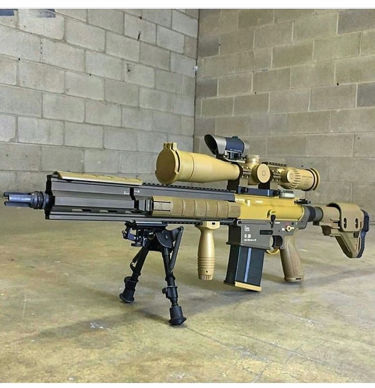 Fusil de precision HK G28
