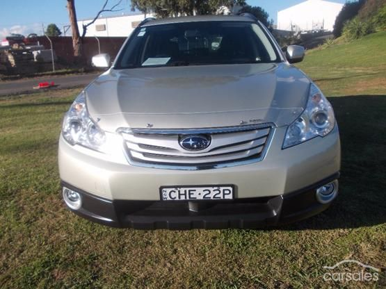 2012 Subaru Outback 2.5i 4GEN Auto AWD MY12-$21,000*