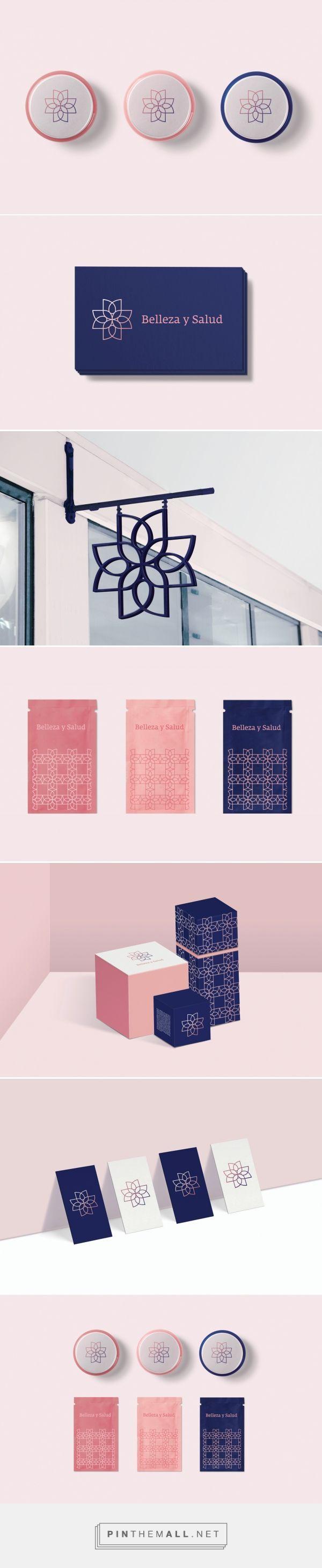 Belleza Y Salud by Maria Hdez on Behance | Fivestar Branding – Design and Branding Agency & Inspiration Gallery
