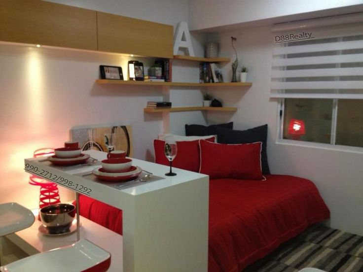 Condominium studio unit for sale in amaia steps pasig read for Interior designs for studio type condo