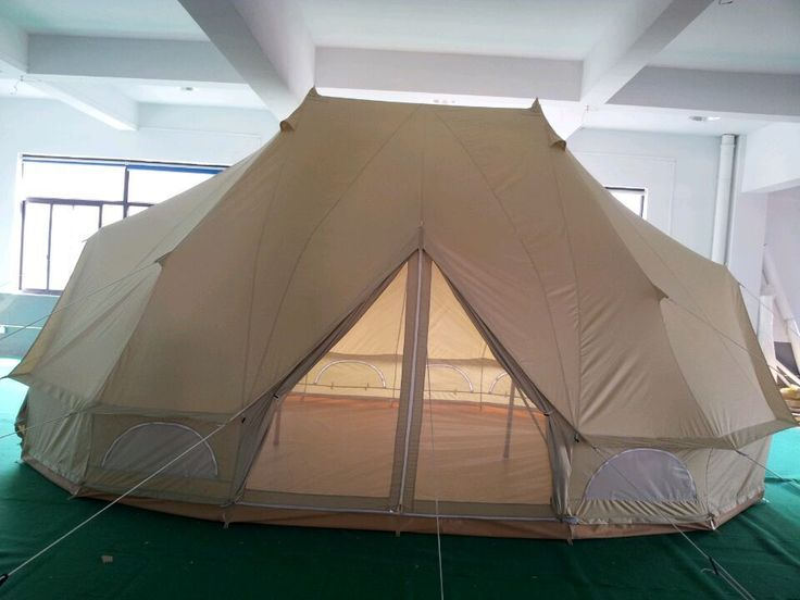Double Pole Support Bell Tent & 27 best Bell Tent / Tipi Tent images on Pinterest | Bell tent Le ...