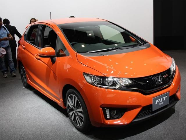 2014 Honda Jazz Unveiled In Tokyo   2014 Honda Jazz