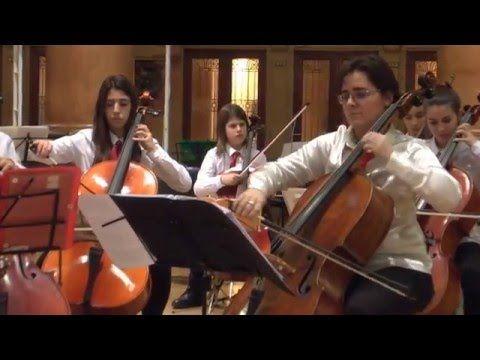 BricconCelli - 101 violoncelli per Genova - YouTube