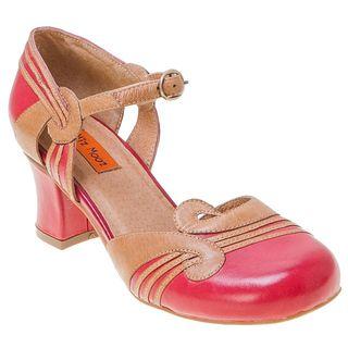 Buy Tobacco Red Miz Mooz Women's Eloy Ankle-Strap Pump Shoe shoes