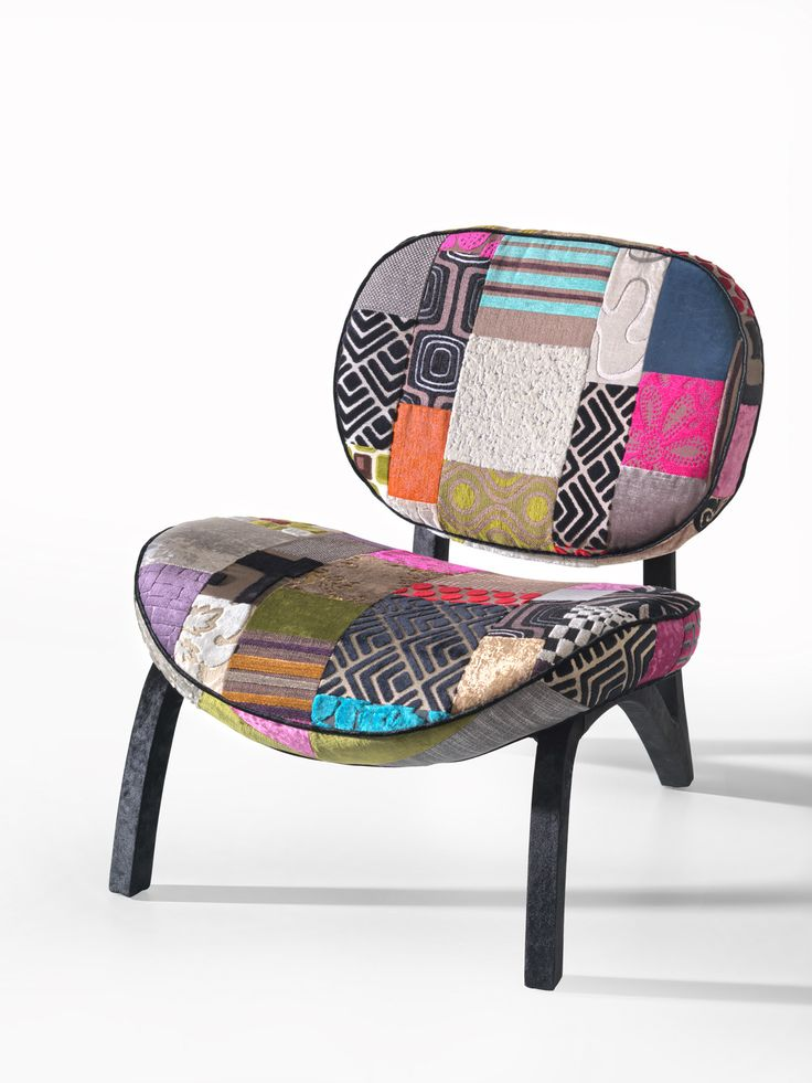 Great Occasional chair in the same hand made/stictched patchwork