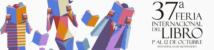 Programa de actividades de la 37ª Feria Uruguaya del Libro
