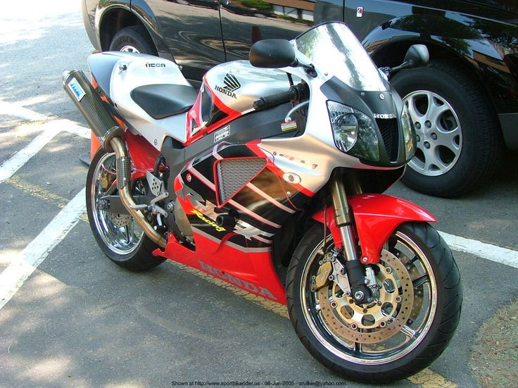 2001 RC51. Hate it or love it, there is nothing like a v-twin