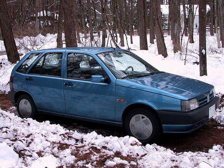 Fiat 5-door Tipo – 1988