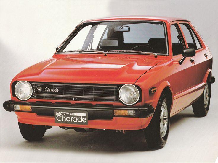 1977-81 Daihatsu Charade