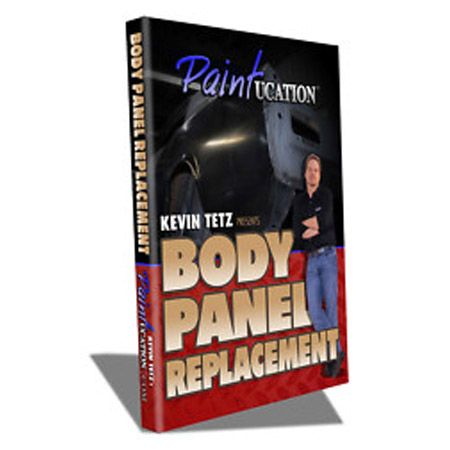 Nama : Education Body Replacement Panel  ( DVD ) Kode : - Merk : - Tipe : - Status : Siap Berat Kirim : 1 kg  Where do I start? If you're overwhelmed by a huge restoration job, let Kevin Tetz Americas Auto Body Coach guide you through replacing the sheet metal on your vintage or late mode vehicle!
