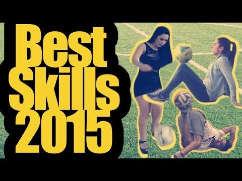 Soccer Skills- Best of 2015 #1 - Freestyle Mind