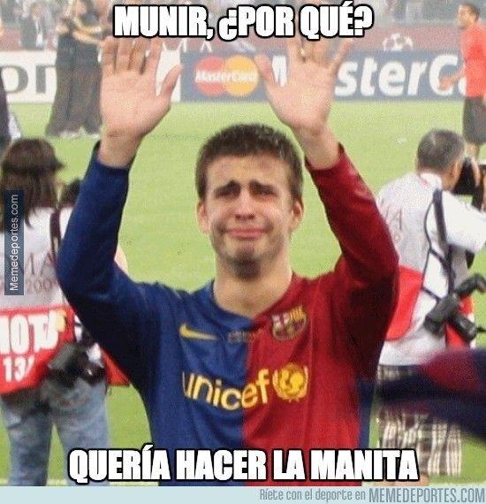 La goleada del Barça al Madrid en el Clásico, en clave de memes