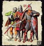 19 -  Entre 1100 - 1492: En la época de las cruzadas, los caballeros descubren las plantaciones de caña en Siria y Palestina. Nacen las denominadas