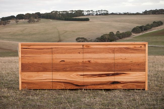 The Bellbrae recycled timber Buffet available made to order in any size and to your timber preferences #bomboracustomfurniture #recycledtimber #timberbuffet